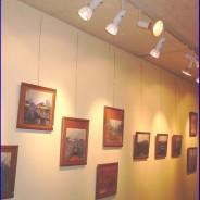 2000 Das Lampenprojekt + Galeriebeleuchtung