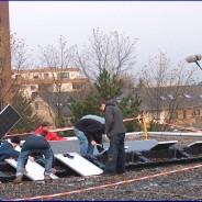 2001 Photovoltaik-Anlage
