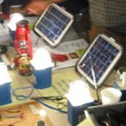 2012 Solarlampen für Tansania