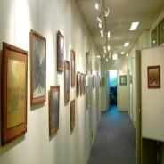 2007 Neue Galeriebeleuchtung