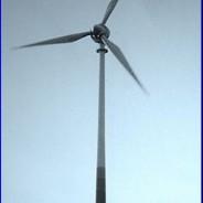 2003-2005 Beteiligung an drei Windkraftanlagen
